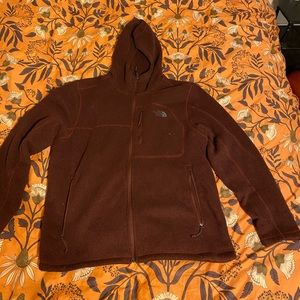 The North Face Zip Up Jacket  XL